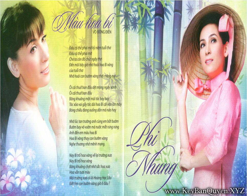 Mạnh Quỳnh & Phi Nhung - Chuyện 3 Mùa Mưa (2010) [FLAC]