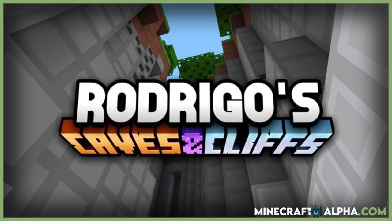 Minecraft Rodrigo's 8×8 1.17 Fps Boost Resource Pack (Caves & Cliffs Texture Pack)