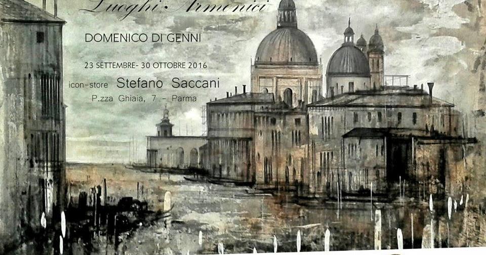 LUOGHI ARMONICI - Domenico Di Genni per il Festival VERDI OFF a Parma