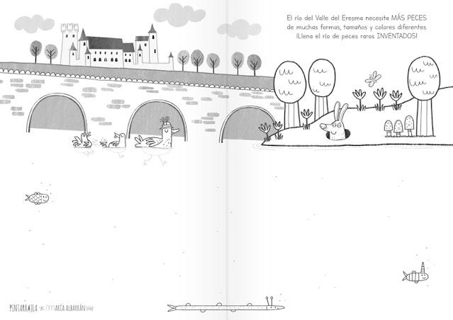 Alcazar y Eresma - Segovia - Dibujo