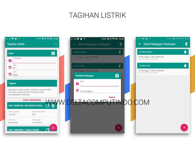 TAGIHAN LISTRIK v1.0.1