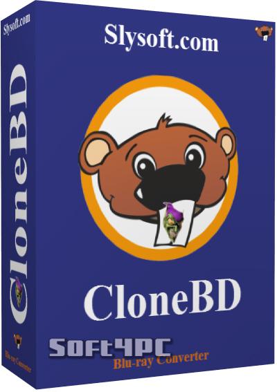Slysoft CloneBD 1.0.5.1 + Patch