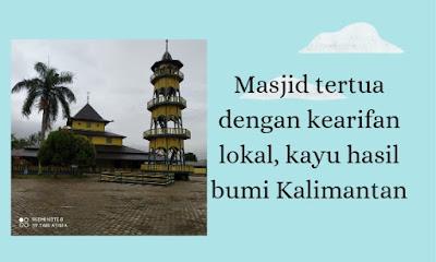 Bangunan masjid tua