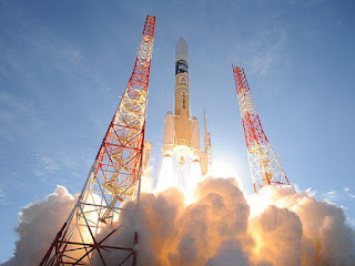 Spotlight : Japan Launches Micro-Satellite Rocket