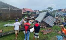 Angin Puting Beliung, Terjang Rumah Warga di Pangkep, Segini yang Rusak