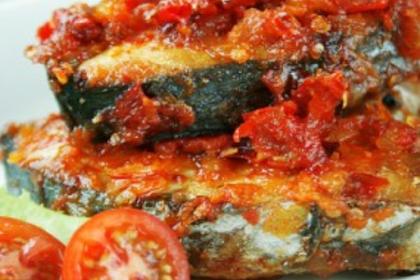 Resepi Tenggiri Masak Tomato