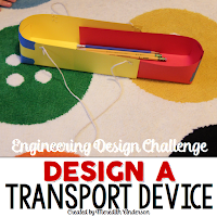 STEM Engineering Challenge Design a Transport Device