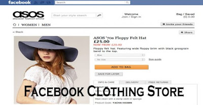 Facebook Clothing Store – Open Clothing Store on Facebook - Facebook Marketplace