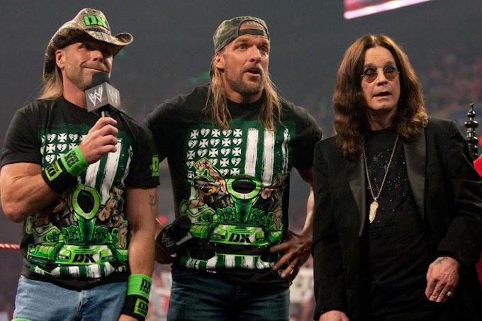 Ozzy Osbourne sería inducido al Salón de la Fama de WWE