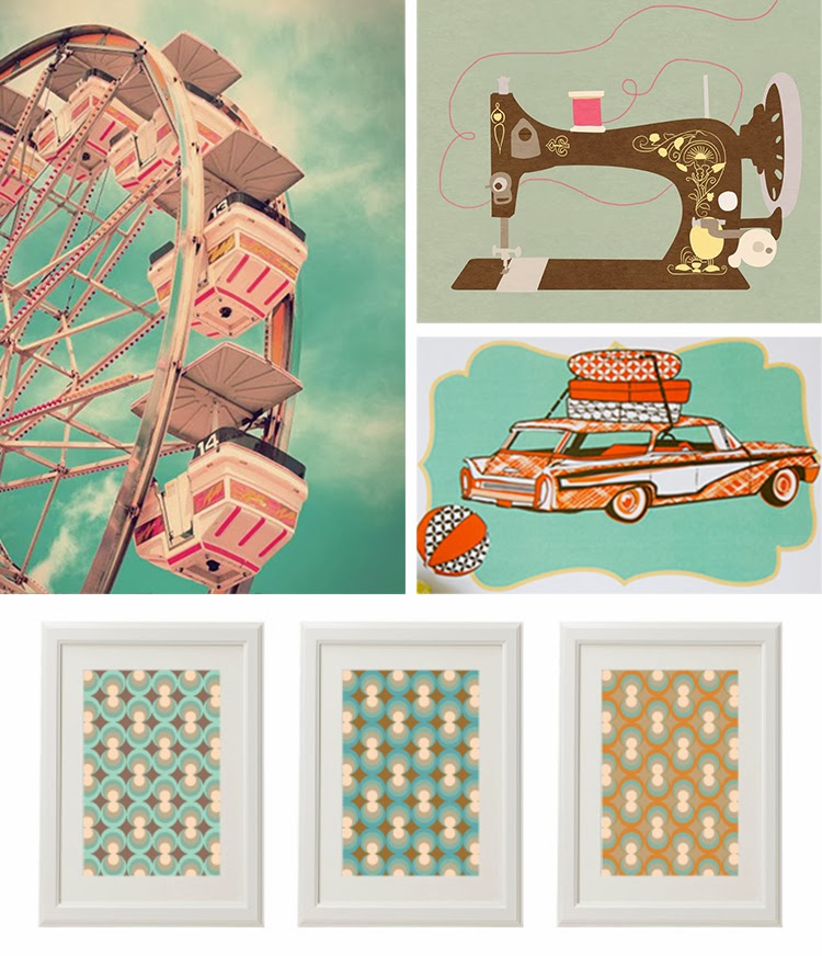 Diy Monday Free Wall Art Printables Ohoh Deco
