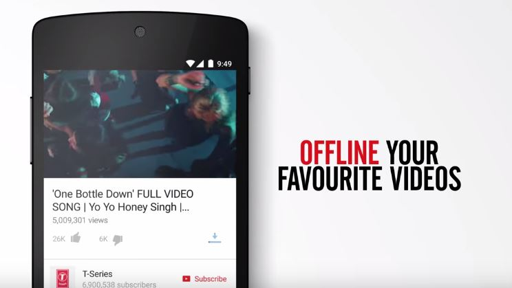 Watch YouTube Offline Without Buffering and Free of Cost