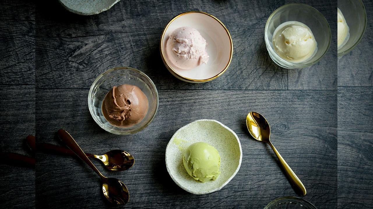 व्हॅनिला आईस्क्रिम- पाककला | Vanilla Ice Cream - Recipe