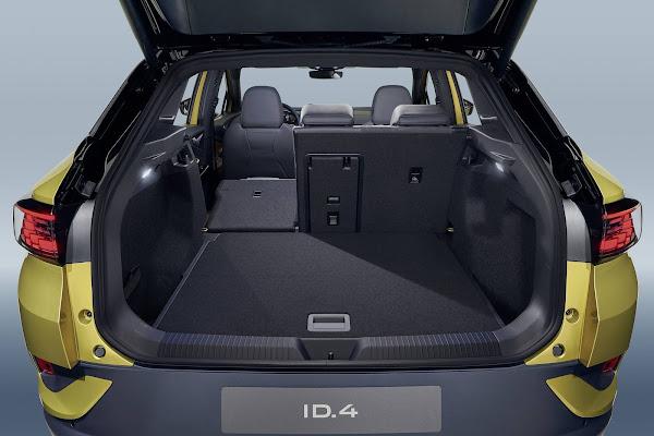 Volkswagen ID.4 - SUV elétrico