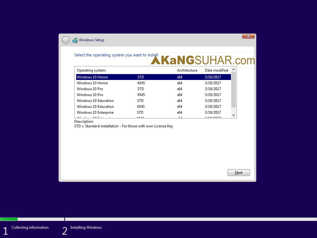 Free download Windows 10 All IN ONE RS2 iso activated, pre activated, 32 bit 64 bit, final full version download 2017 terbaru, bagas31 kuyhaa ad4msan www.akangsuhar.com