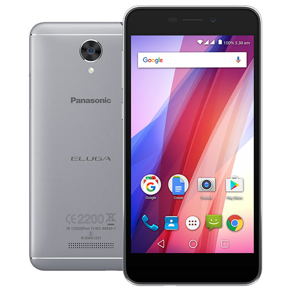 Panasonic launches new budget smartphone Eluga I2 ActivPanasonic launches new budget smartphone Eluga I2 Activ