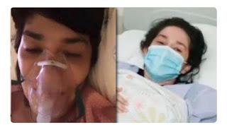 Satu Keluarga Ussy Terpapar Covid-19, Paru-paru Istri Andhika Ada Flek Darah: Badanku Kayak Ketarik