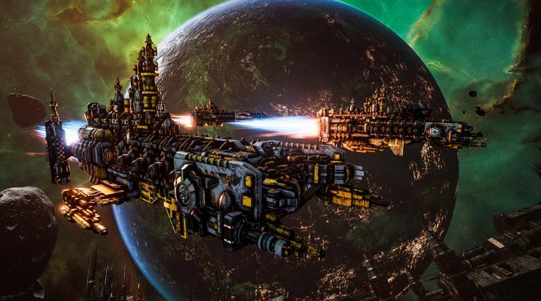 Battlefleet Gothic Armada II PC Full Español