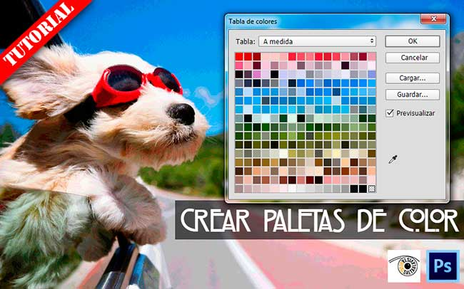 Tutorial Photoshop Crear Paletas de Color a Partir de Fotografias by Saltaalavista Blog