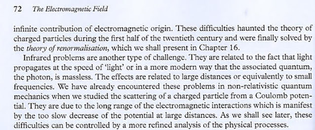 "Removing the infinity (Source: Baulieu, Iliopoulos & Seneor ""From Classical to Quantum Fields"")"