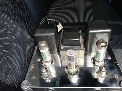 Single End EL34 Vacuum Tube Amplifier (Used) 20190523_133613