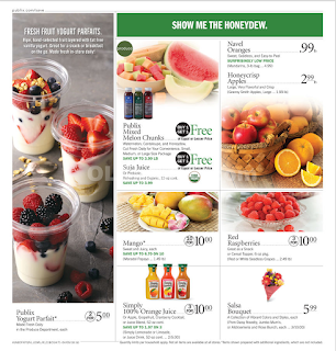 Publix Weekly Ad Valid April 4 - 10, 2018 This Week's Savings