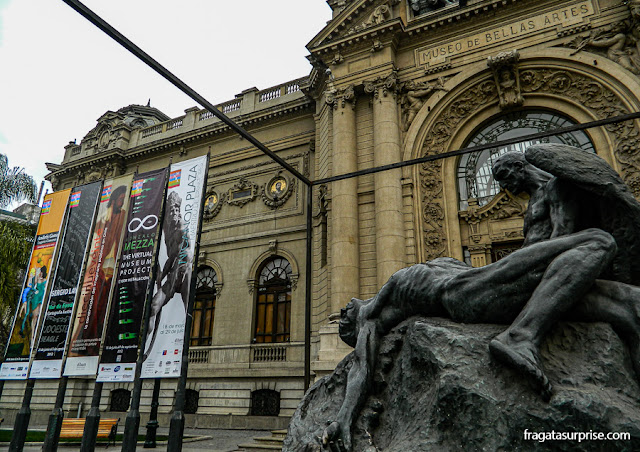 Museu Nacional de Belas Artes do Chile