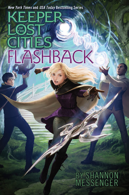 HOORAY–the awesome FLASHBACK cover is here!!!