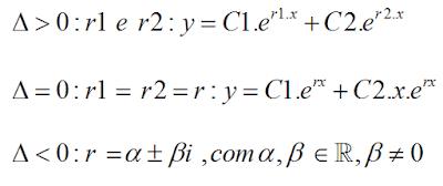 resolvendo equação caracteristica
