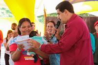 Tarjetas de Hogares de la Patria y Chamba Juvenil aumentaron de 140 mil a 190 mil bolívares mensual