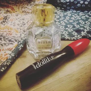 Perfume and Mascara empties
