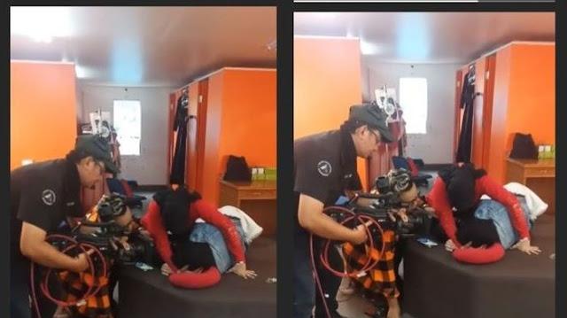 Nikita Mirzani Pingsan Saat Membawakan Acara di Televisi