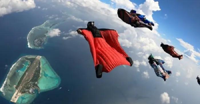 Θάνατος αιωροπτεριστή στη Βοιωτία: Έκανε «πτήση νυχτερίδας» με wingsuit