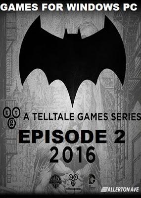 Batman Telltale Episode 2 Xbox 360
