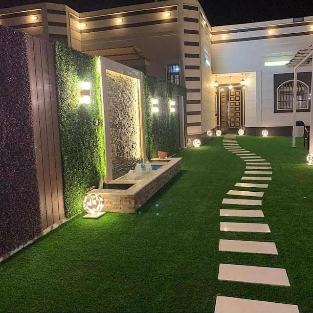 مؤسسة مقاولات الحدائق في الرياض