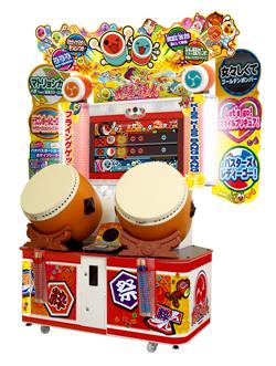 Taiko no Tatsujin new 2012