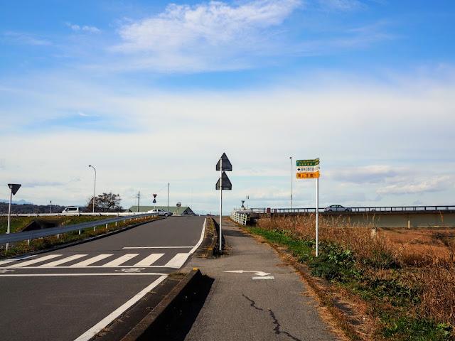 荒川自転車道~森林公園 さいたま武蔵丘陵森林公園自転車道