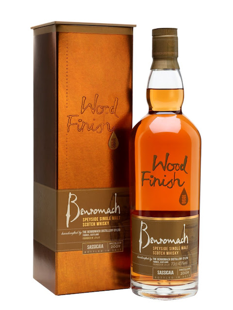 Benromach Sassicaia Wood 2009