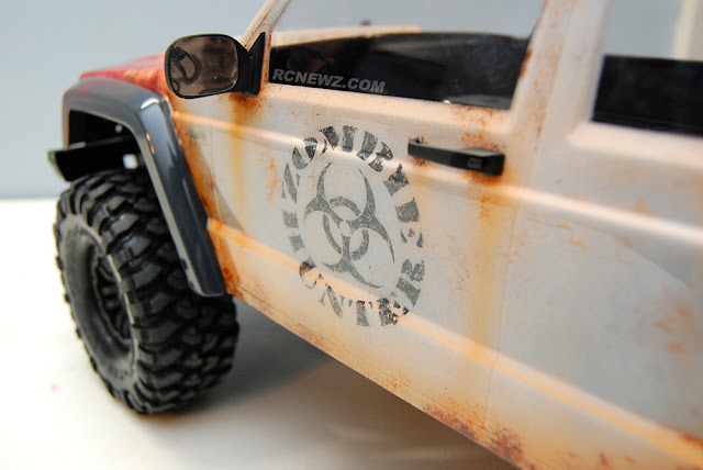 Traxxas TRX-4 Photos