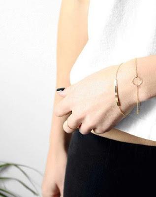 bracelets minimalistes femme