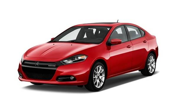 2018 Dodge Dart Redesign
