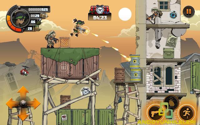 Metal Soldiers 2 v2.15 Hileli