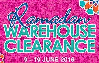 SOGO KL Ramadan Warehouse Sale