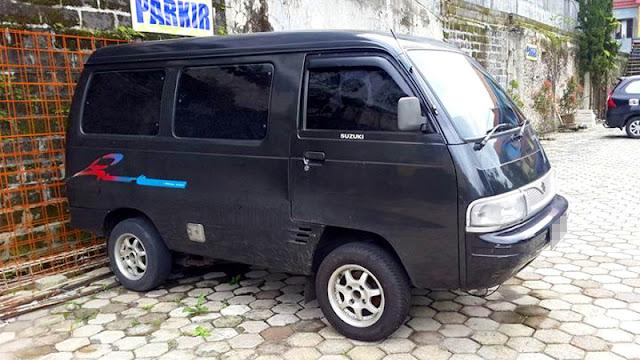Sejarah Perjalanan Suzuki Carry Futura di Indonesia