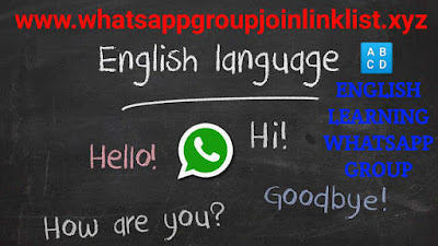 English Learning Whatsapp Group Join Link List,whatsapp groups for learning english, english learning whatsapp group link, english learning whatsapp group link in india, english learning groups on whatsapp, english learning whatsapp groups
