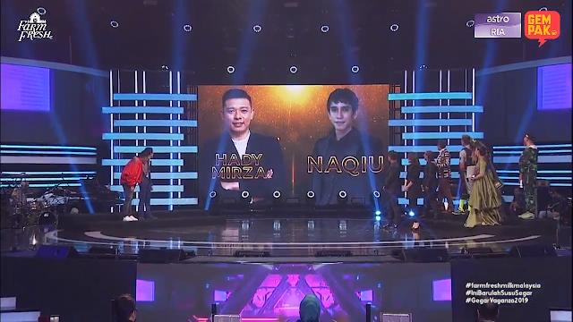 2 juara gegarvaganza 2019 naqiu dan hady mirza