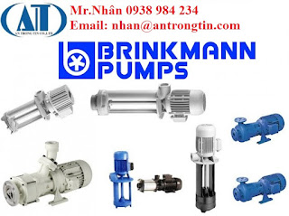 Bơm nước Brinkmann Pumps TB25/90