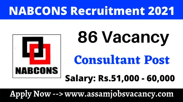 NABCONS Latest Recruitment 2021 ~ 86 Vacancy for Consultant And Enumerator Post