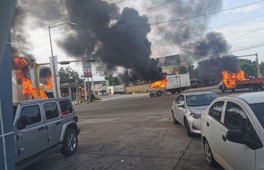 """""""Por primera vez se metieron con la gente"""", dicen los habitantes de Culiacán"""