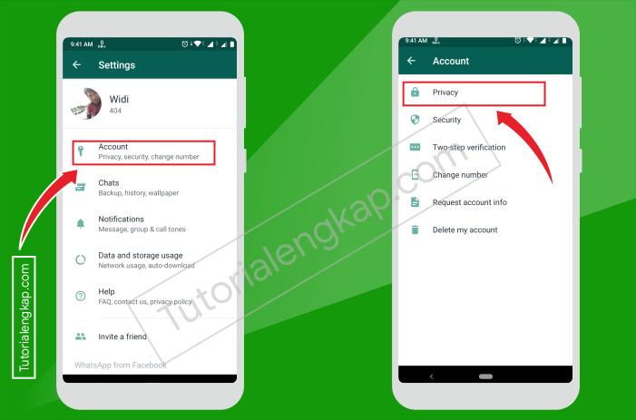Tutorialengkap 2 Cara Mengunci Whatsapp Dengan Sidik Jari Tanpa Aplikasi Tambahan