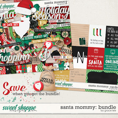 Santa Mommy: Bundle
